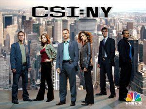 CSI NY TV Show