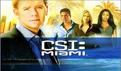 CSI: Miami-CBS TV Show