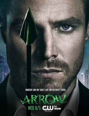 Arrow The CW TV Show