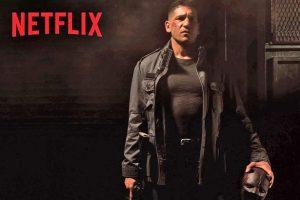 The Punisher - Netflix Marvel series