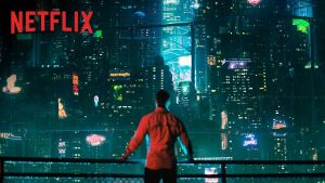 Altered Carbon Netflix Original Series